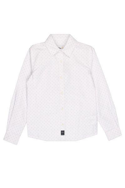 Купить Рубашка, Gaudi, Белый, Хлопок-100%, Мужской