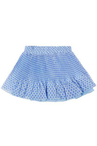 Юбка для девочки GE520428 голубой Gaialuna, Китай (КНР)
