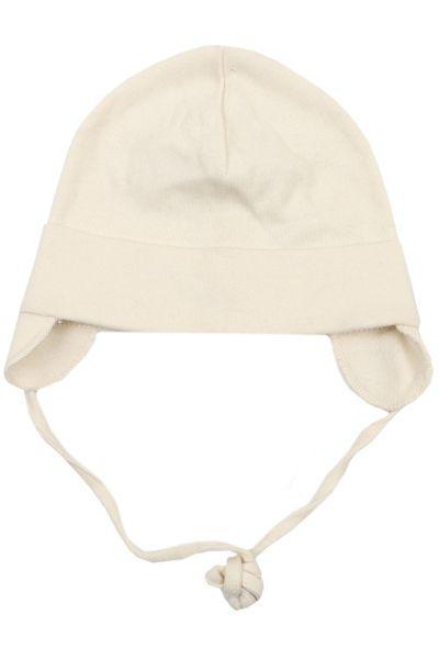 шапка doell для мальчика, бежевая