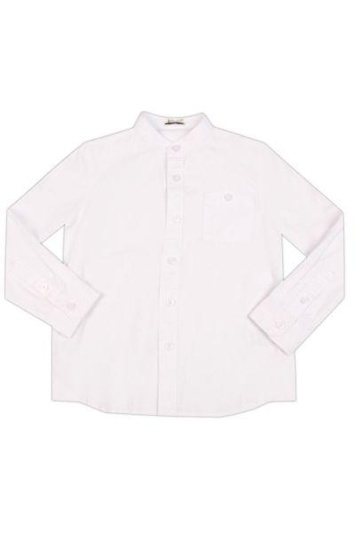 Рубашка для мальчика BYB1029 белый Y-clu`, Китай (КНР)