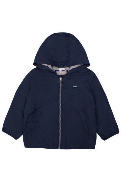 куртка trybiritaly для мальчика, синяя