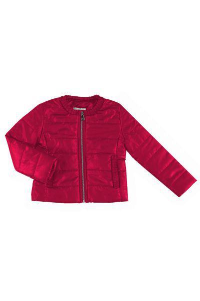 Купить Куртка, Mayoral, Красный, Полиэстер-100%, Женский