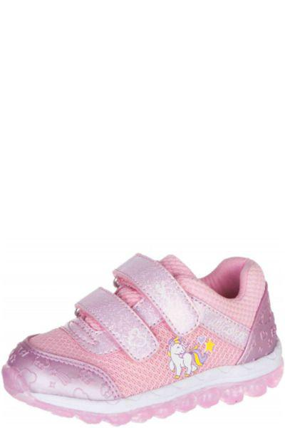 Купить Кроссовки, Kapika, Розовый, Искусственная кожа+текстиль-100%, Женский