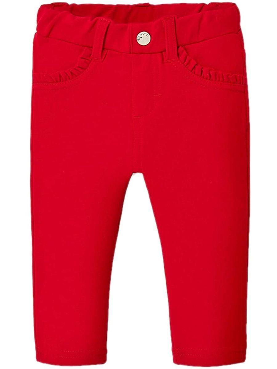 брюки mayoral для девочки, разноцветные