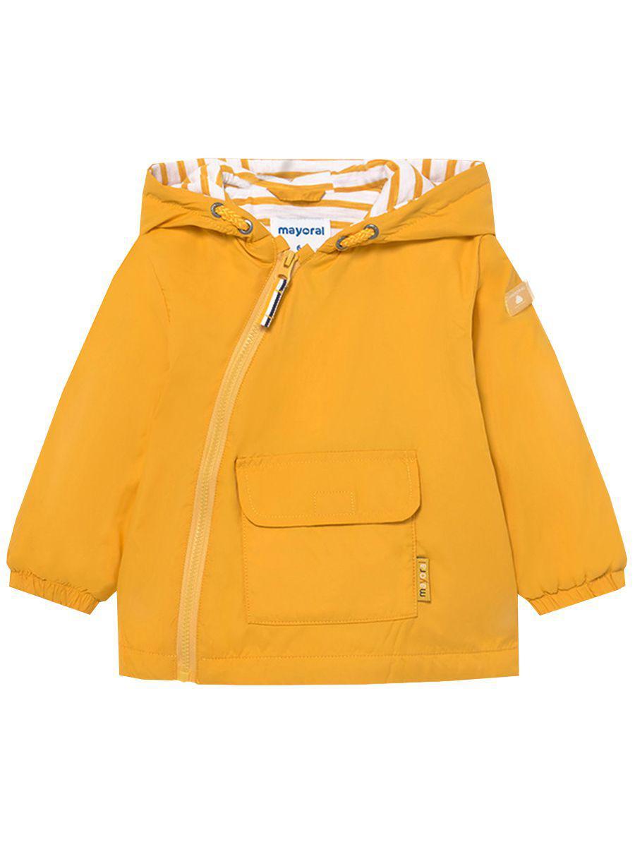 Куртка Mayoral желтого цвета