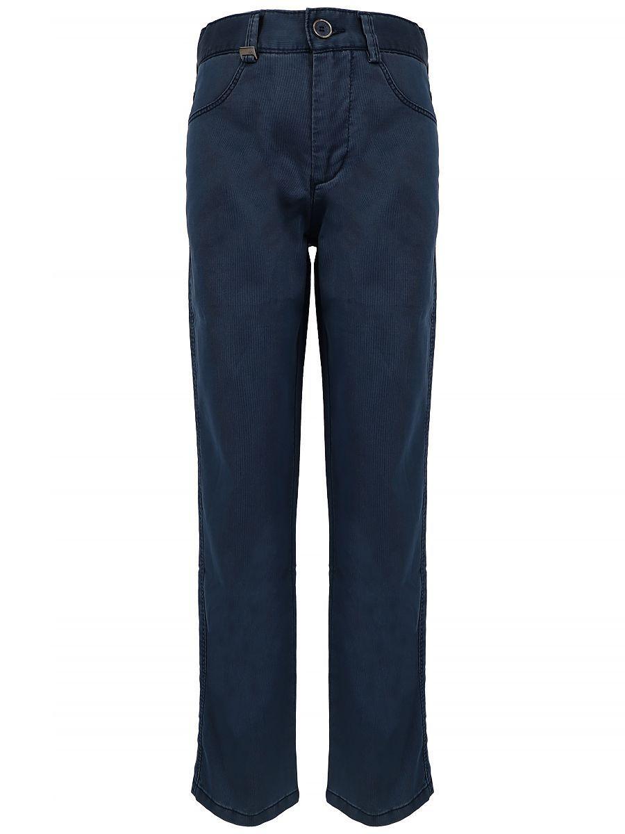 брюки noble people для мальчика, синие