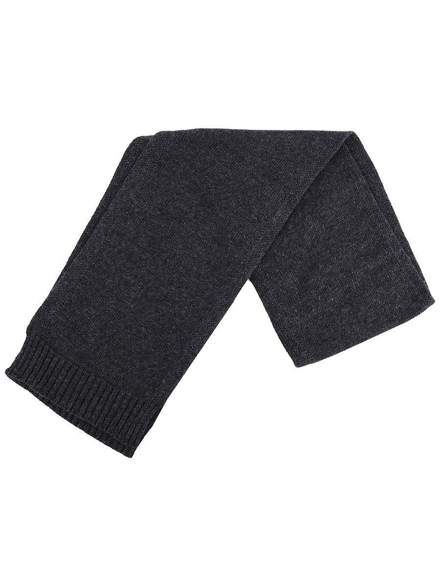 шарф noble people для мальчика, серый