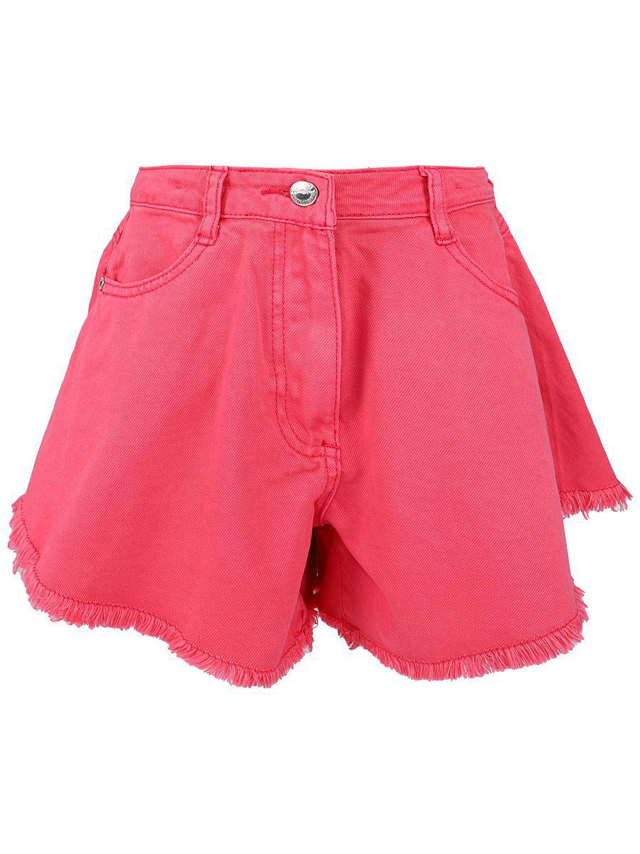 шорты to be too для девочки, розовые