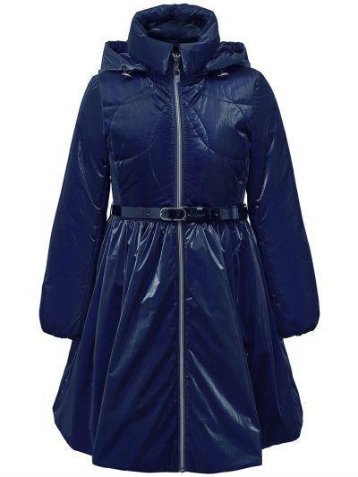 Купить Пальто, Silver Spoon, Синий, Нейлон-100%, Женский