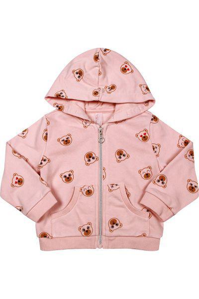 Толстовка для девочки TF16809 розовый To Be Too, Китай (КНР)