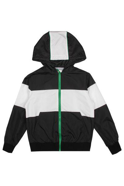 куртка gaudi для мальчика, черная