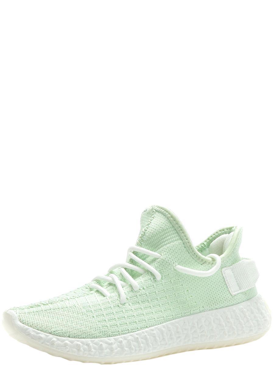 кроссовки crosby для девочки, зеленые