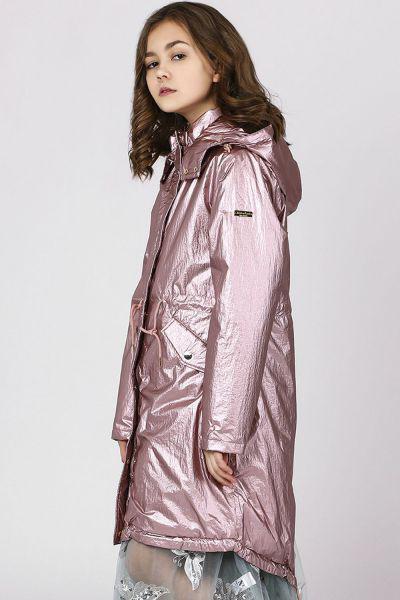Купить Куртка, Noble People, Розовый, Полиэстер-100%, Женский
