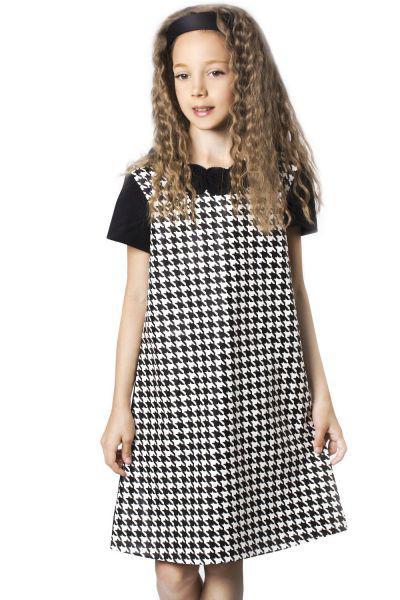 Платье Y-clu` для девочки Y9043 разноцветный, Китай (КНР)