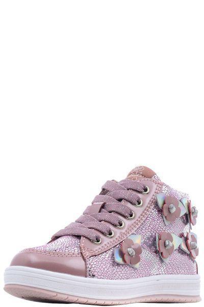 Купить Ботинки, Kapika, Фиолетовый, Натуральная кожа/Искусственная кожа-100%, Женский