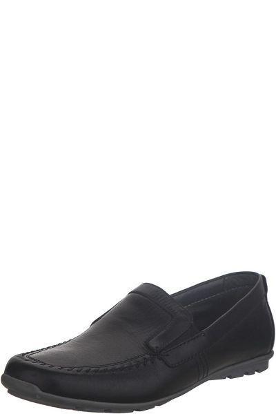 Купить Туфли, Kapika, Черный, Кожа натуральная-100%, Мужской