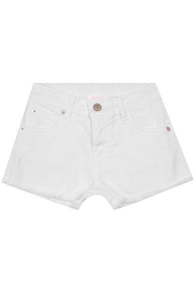 шорты gaudi для девочки, белые