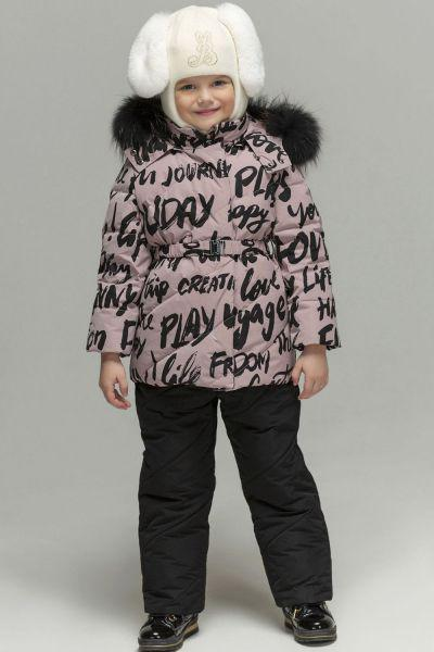Куртка+полукомбинезон фото