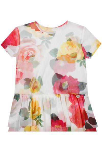 Купить Блуза, Byblos, Разноцветный, Полиэстер-100%, Женский