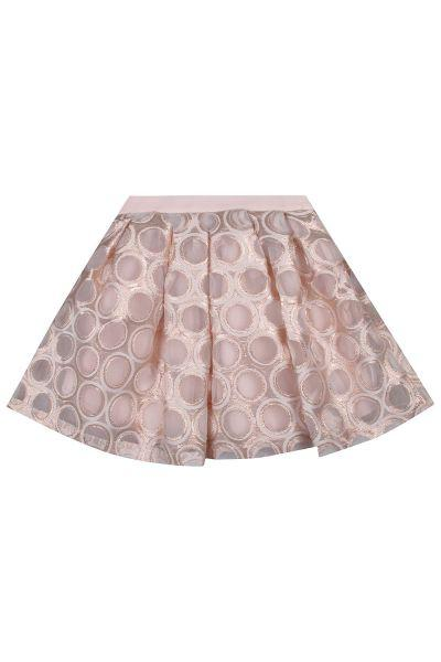 юбка y-clu' для девочки, розовая