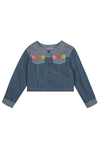 Купить Куртка, Meilisa Bai, Разноцветный, Хлопок-100%, Женский