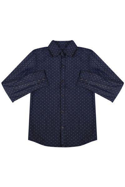 Купить Рубашка, Gaudi, Синий, Хлопок-100%, Мужской