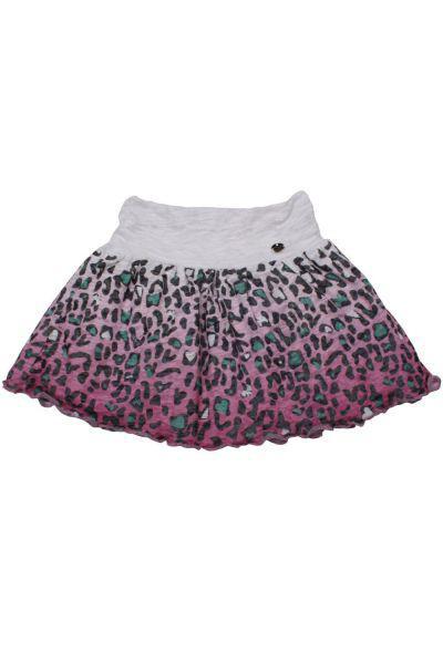 юбка gas для девочки, разноцветная