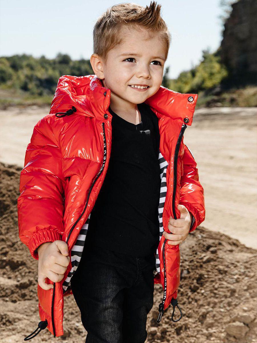 Купить Куртка, GnK, Красный, Полиэстер-100%, Мужской