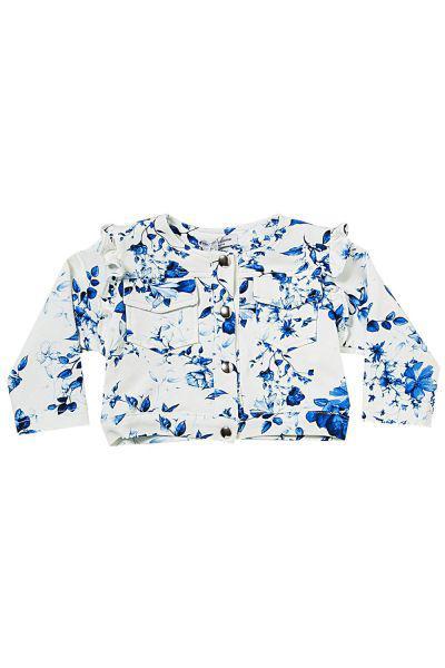 Купить Куртка, Gaialuna, Разноцветный, Полиэстер-100%, Женский