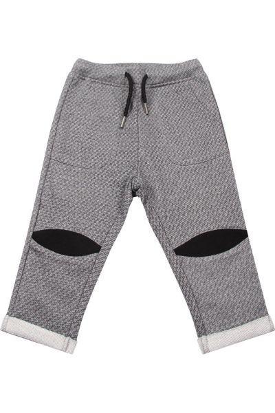 брюки street gang для девочки, серые