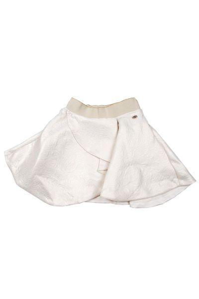 юбка byblos для девочки, белая