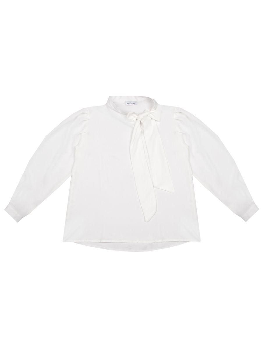 Купить Блуза, Meilisa Bai, Белый, Полиэстер-100%, Женский