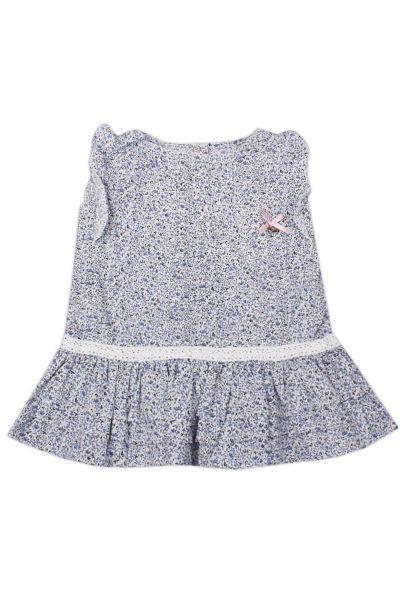 Платье для девочки 2161OZ0H13J00 разноцветный Beba Kids, Сербия