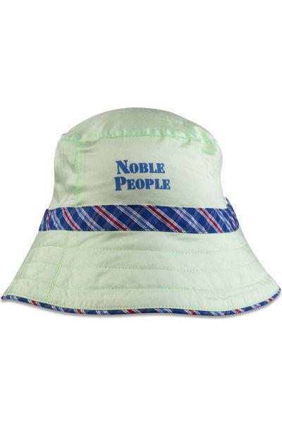 Купить Панама, Noble People, Зеленый, Хлопок-100%, Мужской
