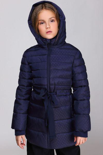 Купить Куртка, Meilisa Bai, Синий, Полиамид-100%, Женский