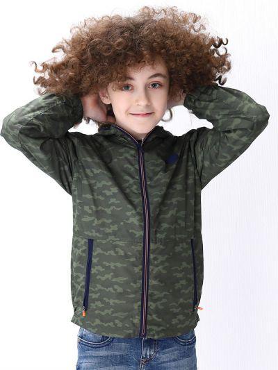 Купить Куртка, Mayoral, Зеленый, Полиэстер-100%, Мужской