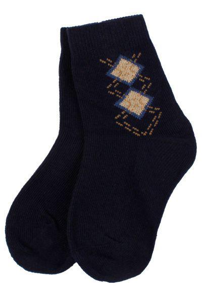 Носки для мальчика SNK-13143 синий Charmante, Китай (КНР)
