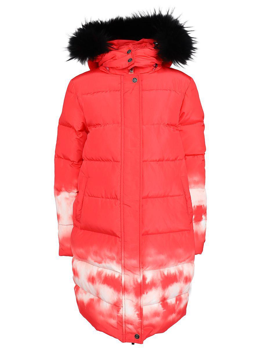 Купить Пальто, Noble People, Розовый, Полиэстер-100%, Женский