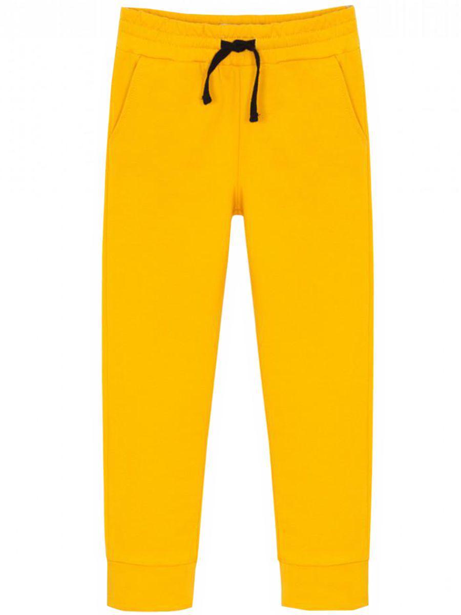 Брюки Beba Kids желтого цвета