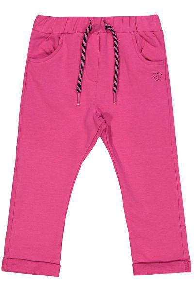 брюки trybiritaly для девочки, розовые