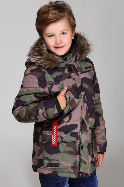 Купить Куртка, Vingino, Зеленый, Хлопок-65%, Нейлон-35%, Мужской