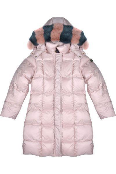 Купить Куртка, Les Trois Vallees, Розовый, Полиэстер-64%, Нейлон-36%, Женский