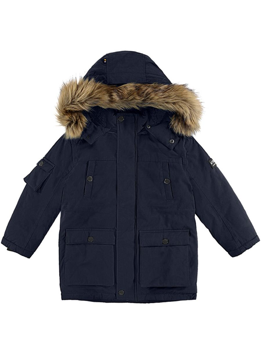куртка mayoral для мальчика, синяя