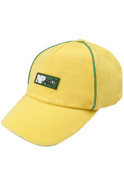 Купить Бейсболка, Noble People, Желтый, Хлопок-100%, Мужской