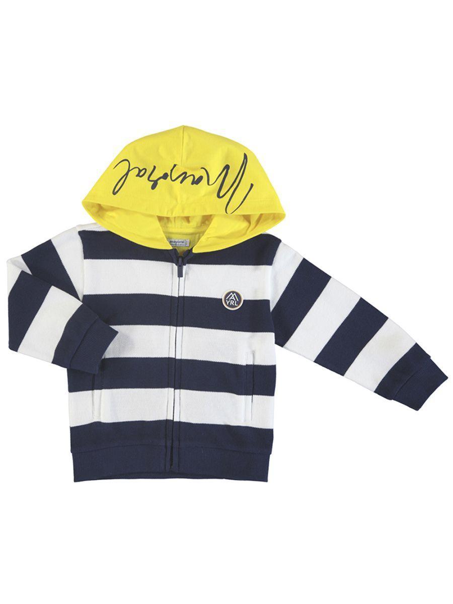 куртка mayoral для мальчика, разноцветная