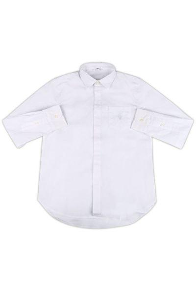 Сорочка, Street Gang, Белый, Хлопок-97%, Эластан-3%, Мужской  - купить со скидкой