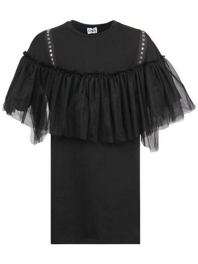 платье gaialuna для девочки, черное