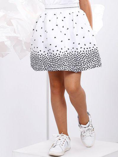 юбка y-clu' для девочки, белая