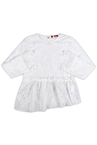 Блуза, Gaudi, Белый, Полиэстер-100%, Женский  - купить со скидкой