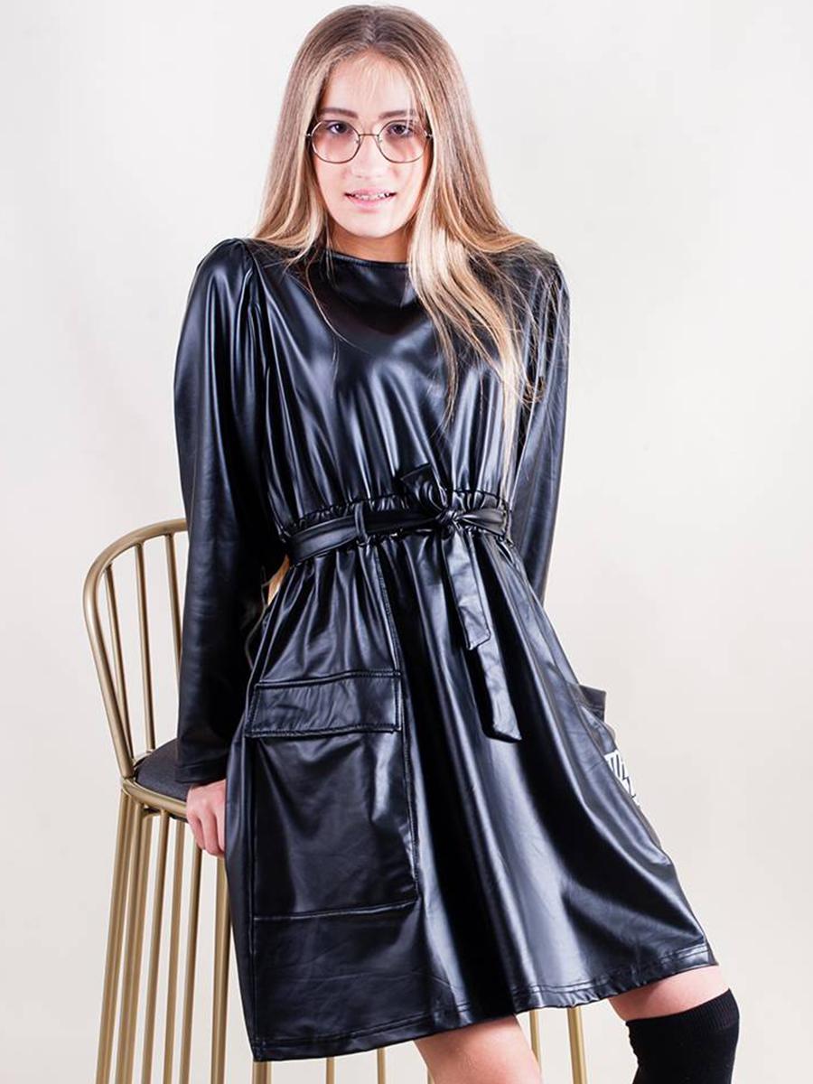 платье marions для девочки, черное